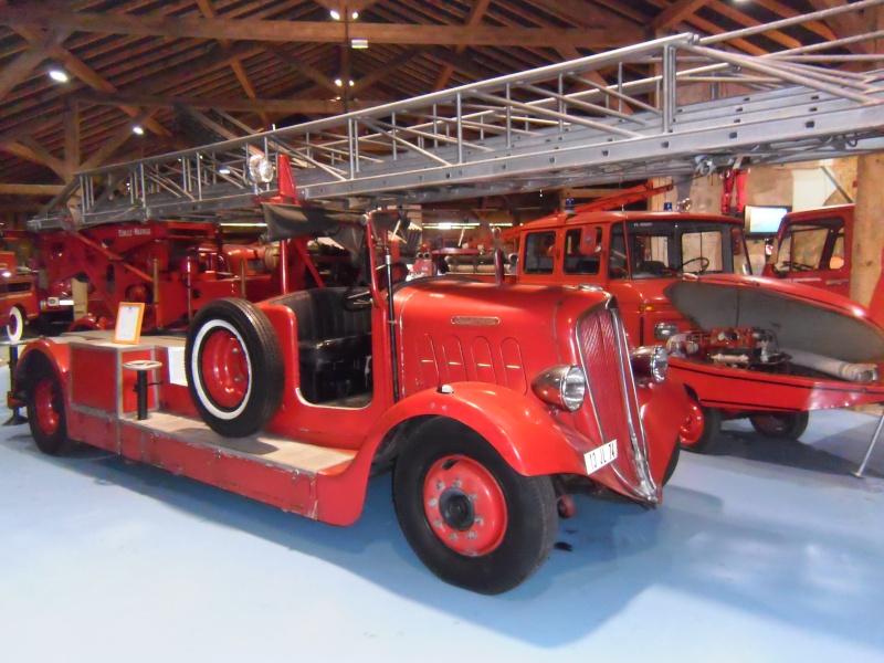 MUSEE des pompiers de SCIEZ (HAUTE SAVOIE) Geneve16
