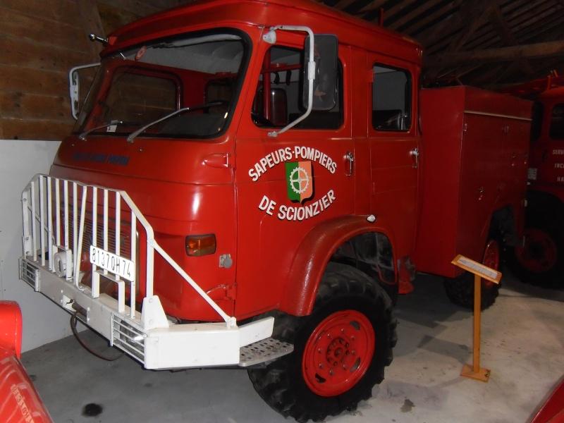 MUSEE des pompiers de SCIEZ (HAUTE SAVOIE) Geneve20