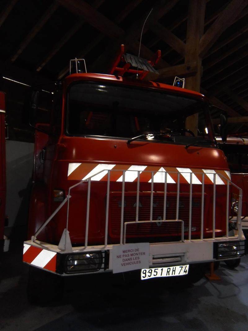 MUSEE des pompiers de SCIEZ (HAUTE SAVOIE) Geneve23