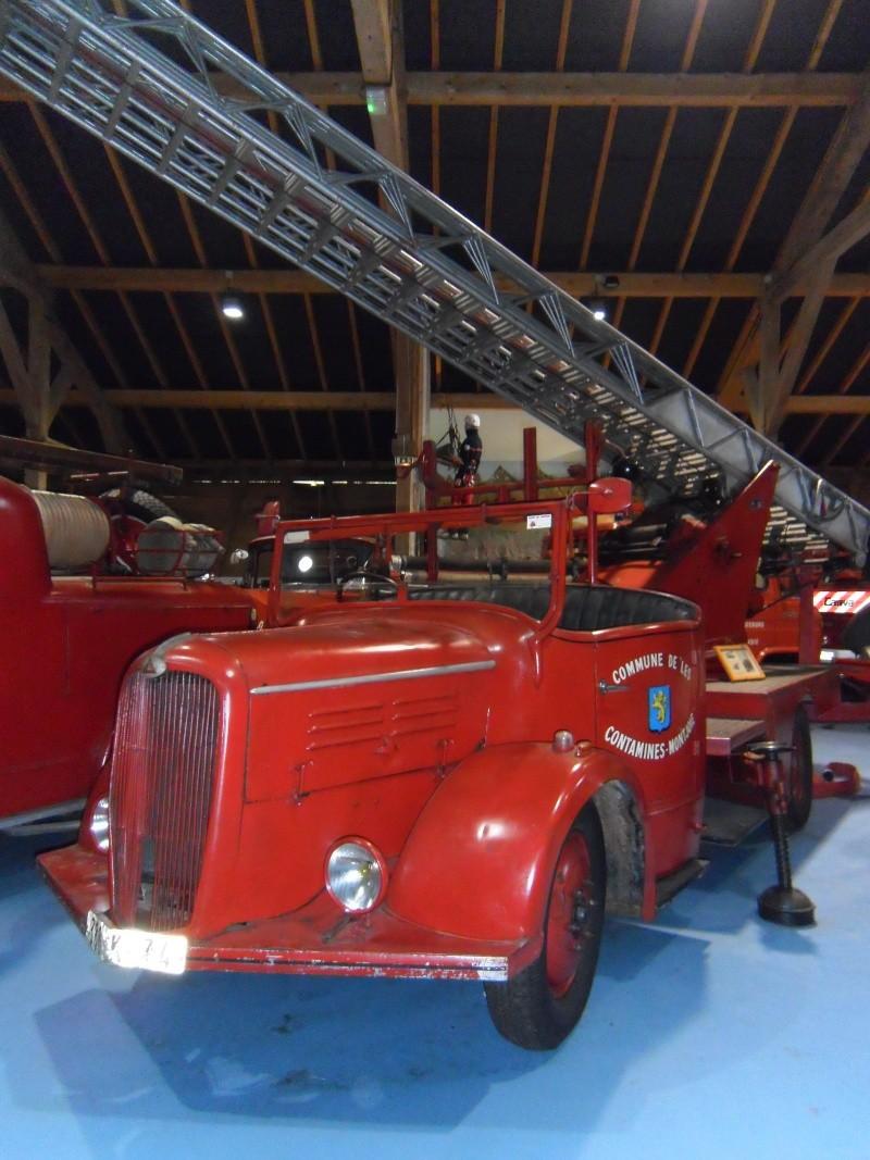 MUSEE des pompiers de SCIEZ (HAUTE SAVOIE) Geneve27