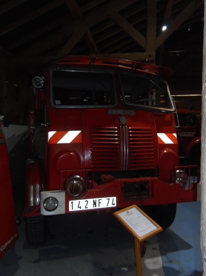 MUSEE des pompiers de SCIEZ (HAUTE SAVOIE) Geneve32