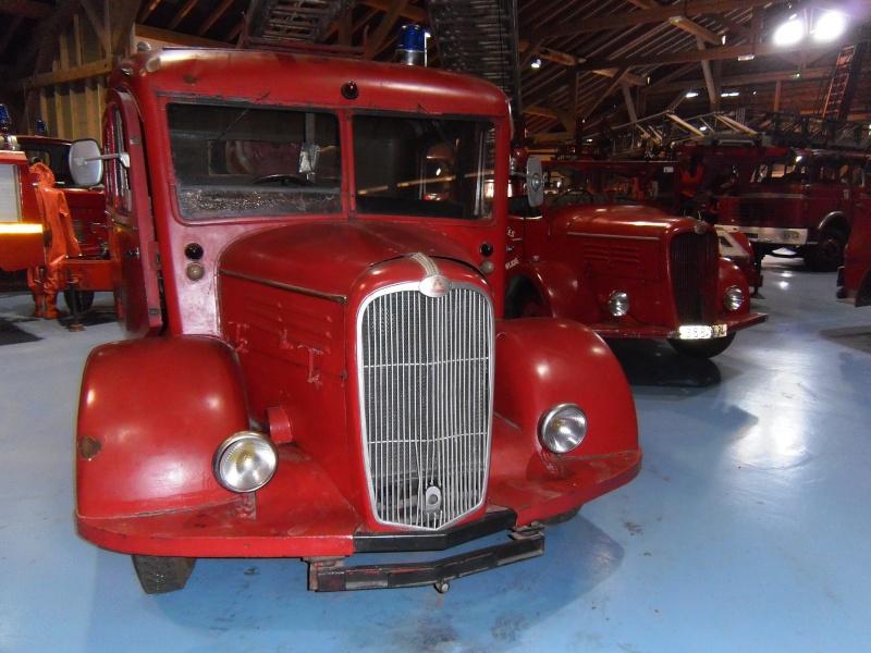 MUSEE des pompiers de SCIEZ (HAUTE SAVOIE) Geneve33