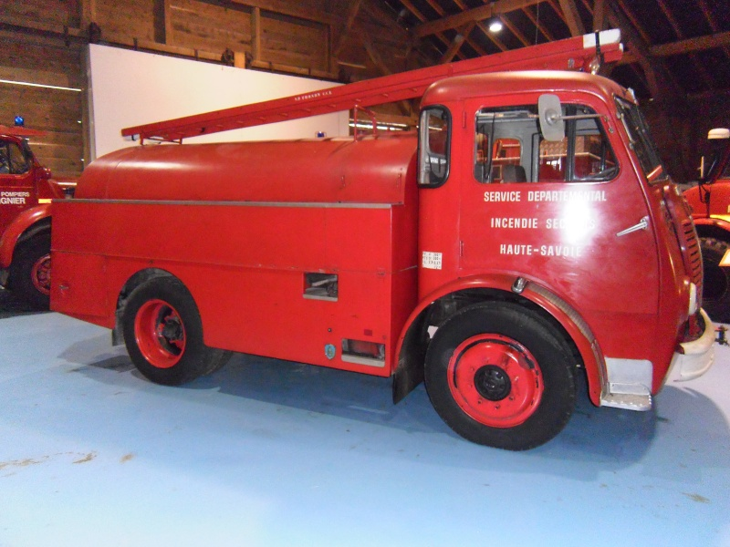 MUSEE des pompiers de SCIEZ (HAUTE SAVOIE) Geneve35