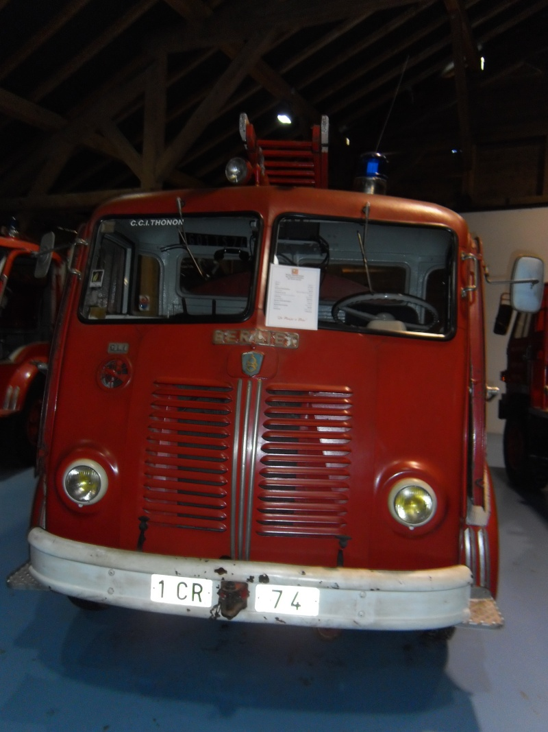 MUSEE des pompiers de SCIEZ (HAUTE SAVOIE) Geneve36