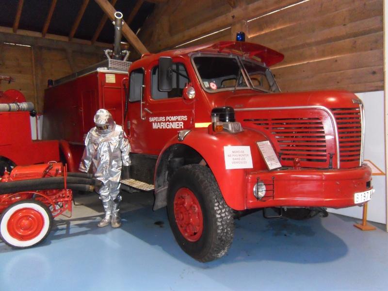 MUSEE des pompiers de SCIEZ (HAUTE SAVOIE) Geneve41