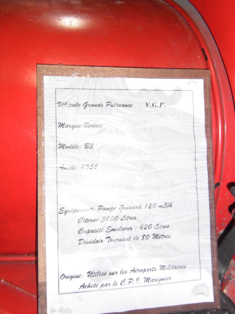 MUSEE des pompiers de SCIEZ (HAUTE SAVOIE) Geneve42