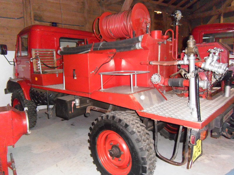 MUSEE des pompiers de SCIEZ (HAUTE SAVOIE) Geneve51