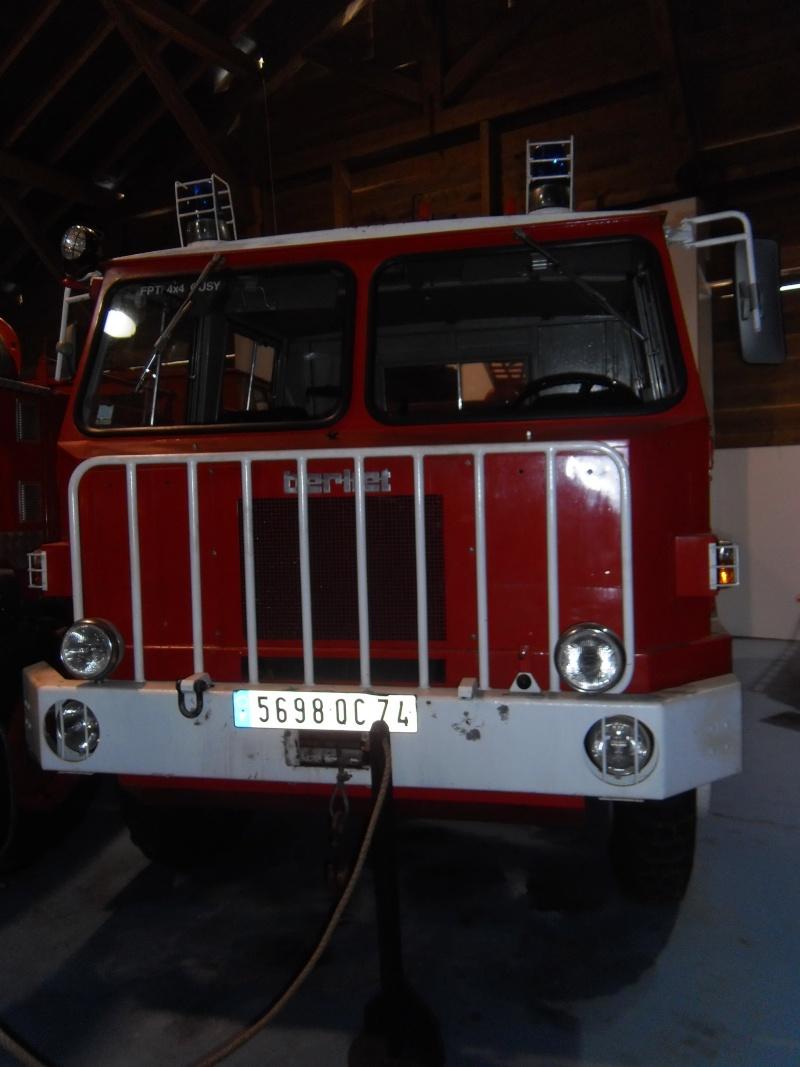 MUSEE des pompiers de SCIEZ (HAUTE SAVOIE) Geneve52