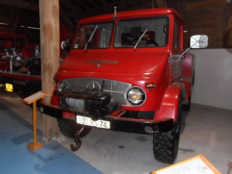 MUSEE des pompiers de SCIEZ (HAUTE SAVOIE) Geneve54