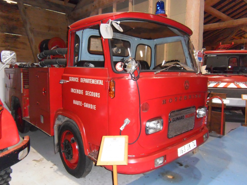 MUSEE des pompiers de SCIEZ (HAUTE SAVOIE) Geneve56