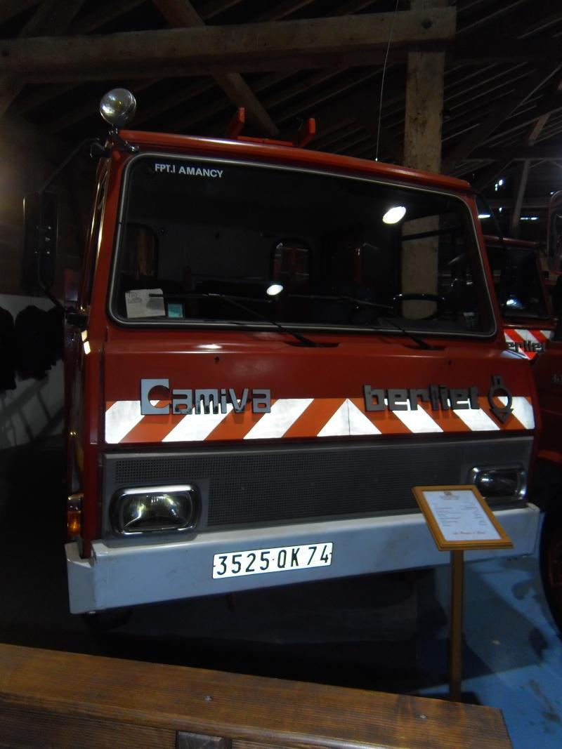 MUSEE des pompiers de SCIEZ (HAUTE SAVOIE) Geneve58