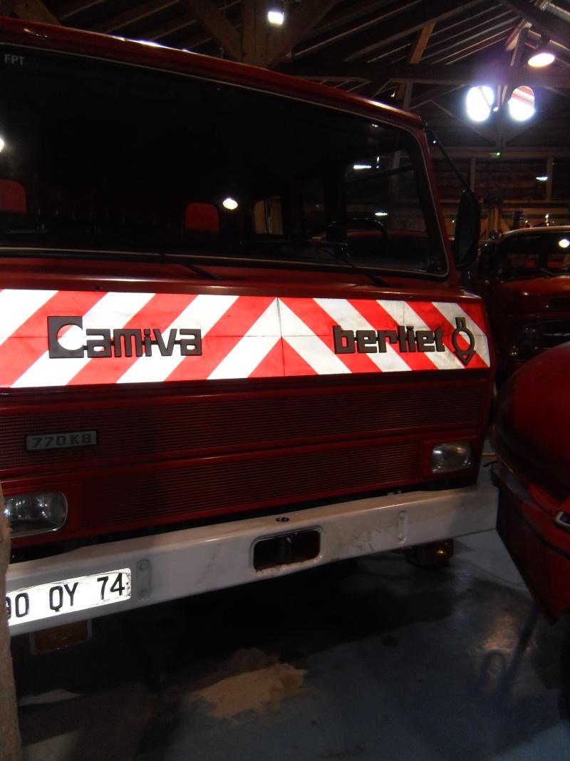 MUSEE des pompiers de SCIEZ (HAUTE SAVOIE) Geneve60
