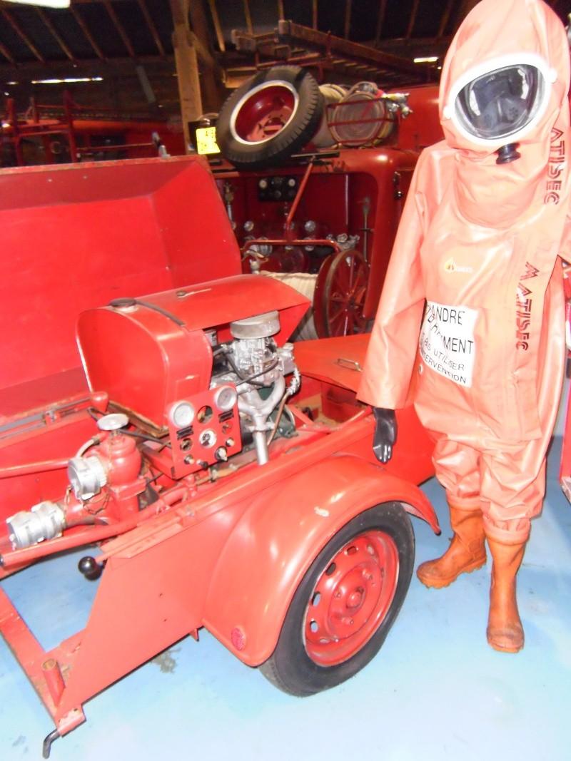 MUSEE des pompiers de SCIEZ (HAUTE SAVOIE) Geneve61