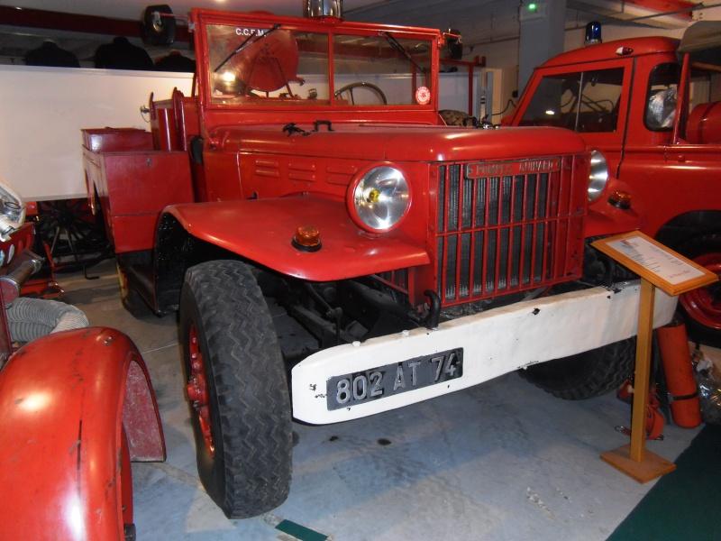 MUSEE des pompiers de SCIEZ (HAUTE SAVOIE) Geneve77