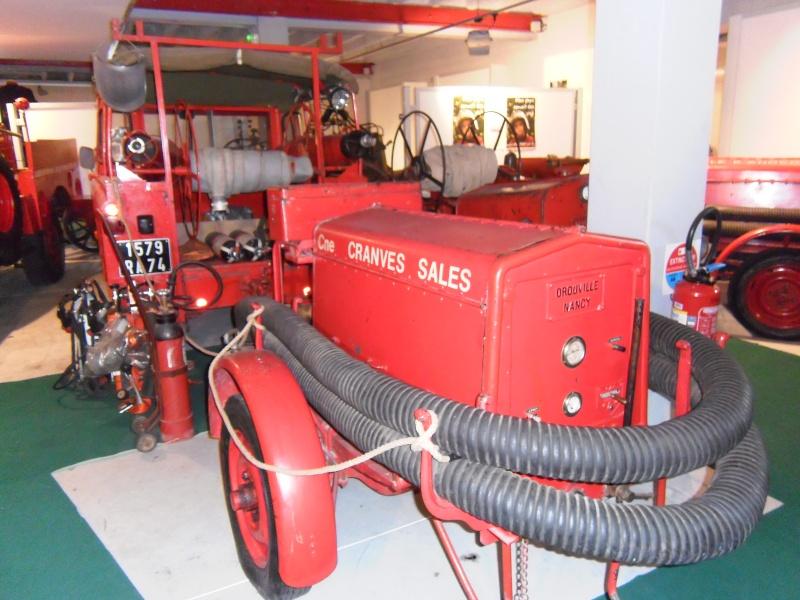 MUSEE des pompiers de SCIEZ (HAUTE SAVOIE) Geneve80
