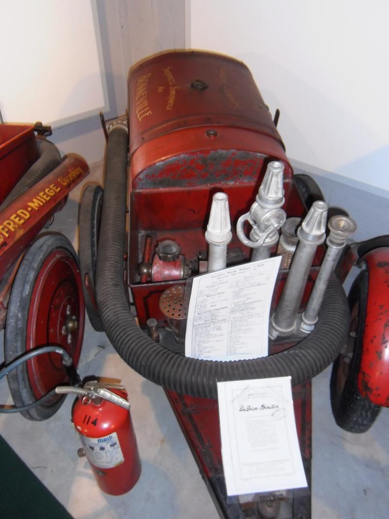 MUSEE des pompiers de SCIEZ (HAUTE SAVOIE) Geneve83