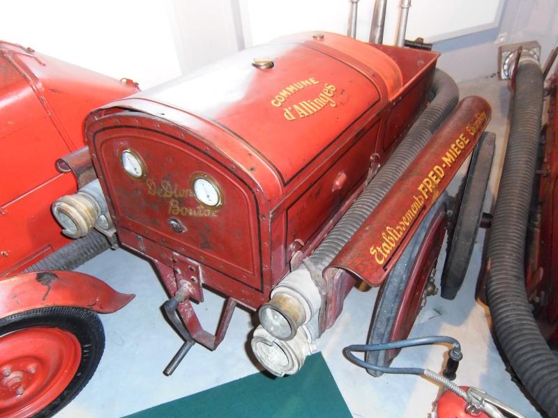 MUSEE des pompiers de SCIEZ (HAUTE SAVOIE) Geneve85