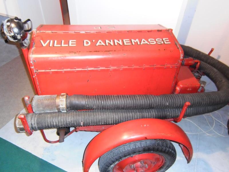 MUSEE des pompiers de SCIEZ (HAUTE SAVOIE) Geneve87