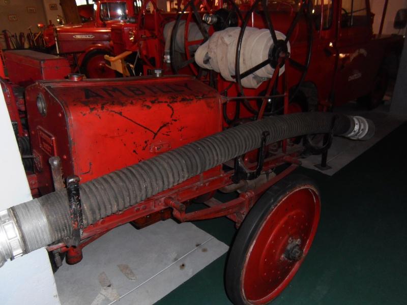 MUSEE des pompiers de SCIEZ (HAUTE SAVOIE) Geneve88