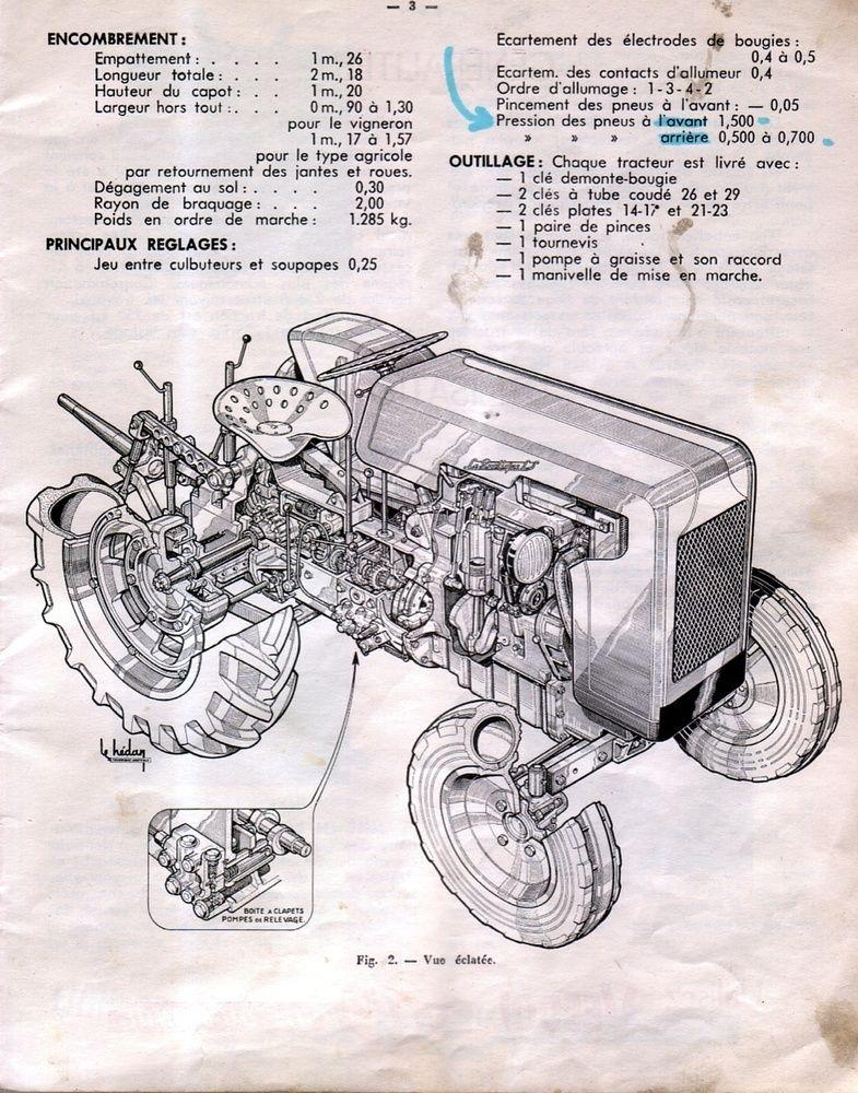 tracteur le pratique sabatier Sabati13