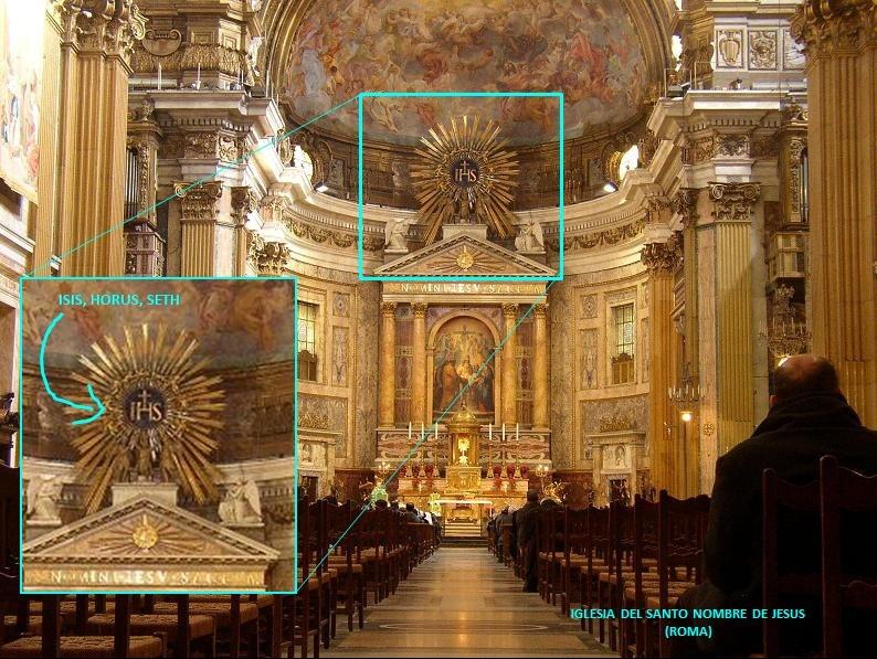 SÍMBOLOS LUCIFERIANOS EN LA RELIGIÓN - Página 5 Al13