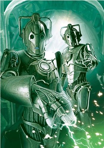 TRANSHUMANISMO, ROBOTS HUMANOS - Página 4 Dr-who10