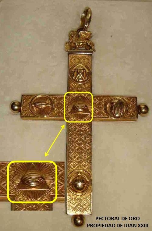 SÍMBOLOS LUCIFERIANOS EN LA RELIGIÓN Jw11
