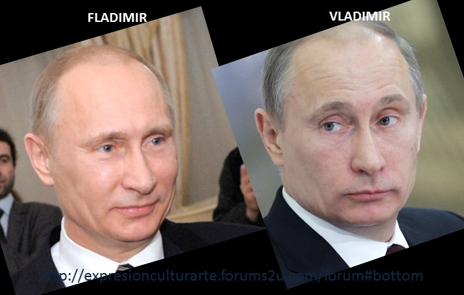 FLADIMIR vs VLADIMIR PUTIN Put10