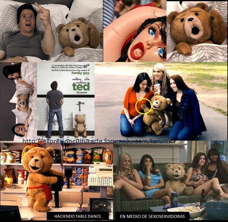 TED LA PELÍCULA (Seth MacFarlane) Top41210