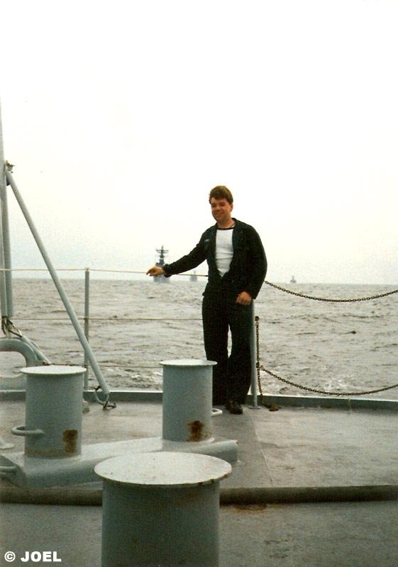 F910 - voyage en Norvège 1990 Cercle16