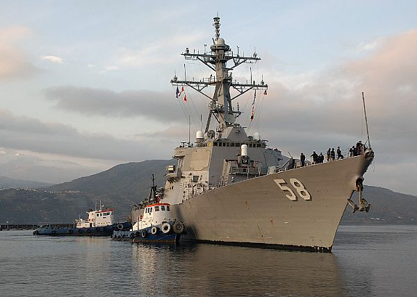 DDG : Arleigh Burke class destroyer Web_0810