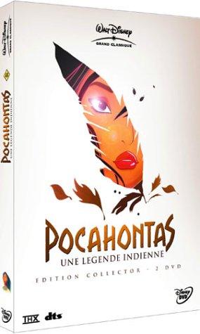 Pocahontas, une Légende Indienne [Walt Disney - 1995] - Page 2 B0006a10