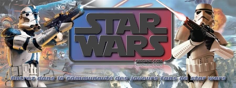 STAR WARS GAMERS