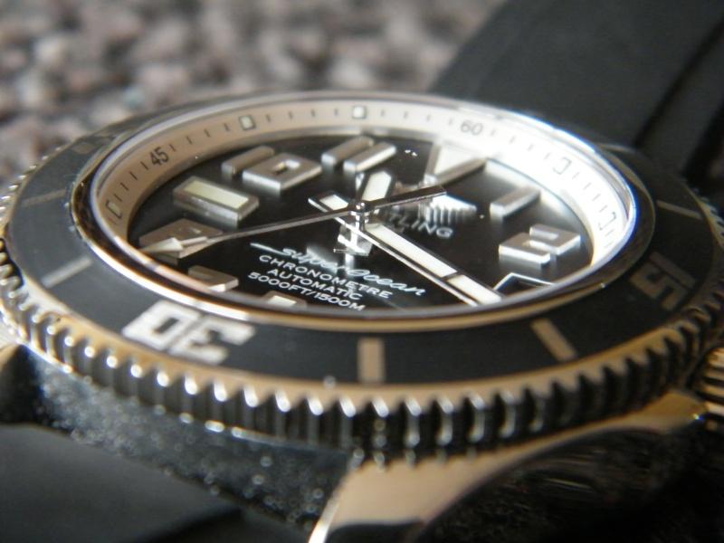 breitling - Première montre : Omega Seamaster Diver 300 ou Breitling Superocean II 42 Dscf3111
