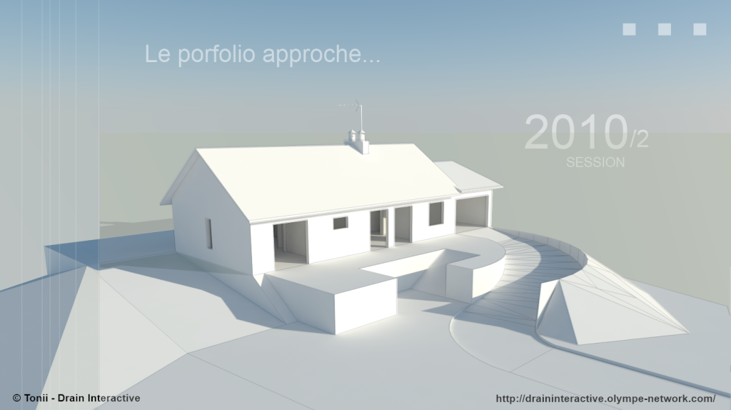 SketchUp'eur architecte -AnthO'- - Page 18 201010