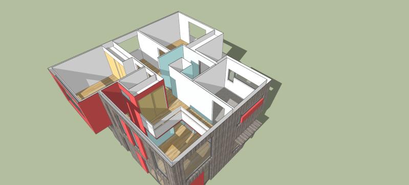 SketchUp'eur architecte -AnthO'- - Page 17 Housin10