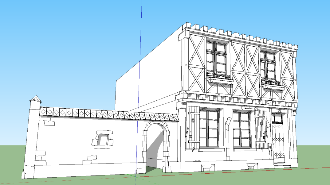 SketchUp'eur architecte -AnthO'- - Page 25 Middle10