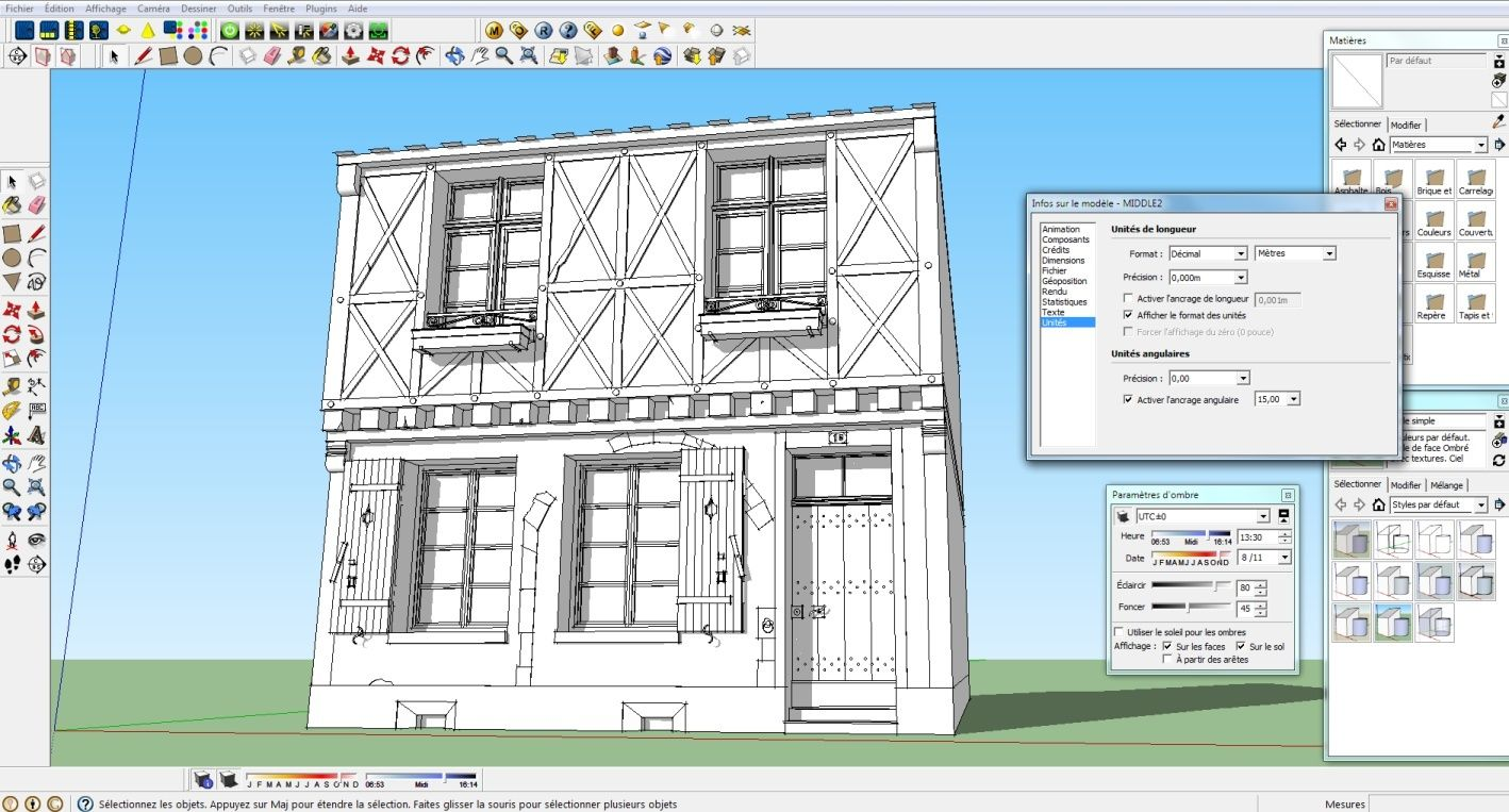 SketchUp'eur architecte -AnthO'- - Page 25 Sans_t10