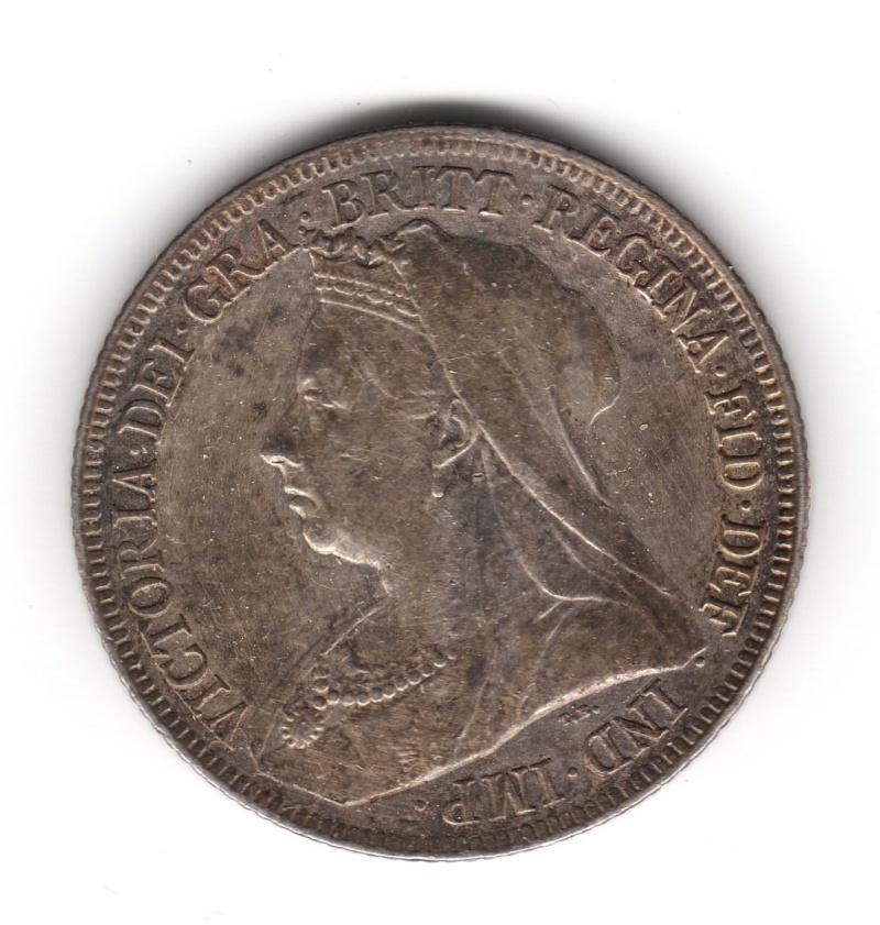 1 Shilling. Gran Breteña. 1895. Londres Img00810