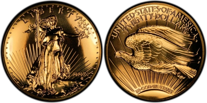 20 Dollars. U.S.A. 2009 T2ec1610