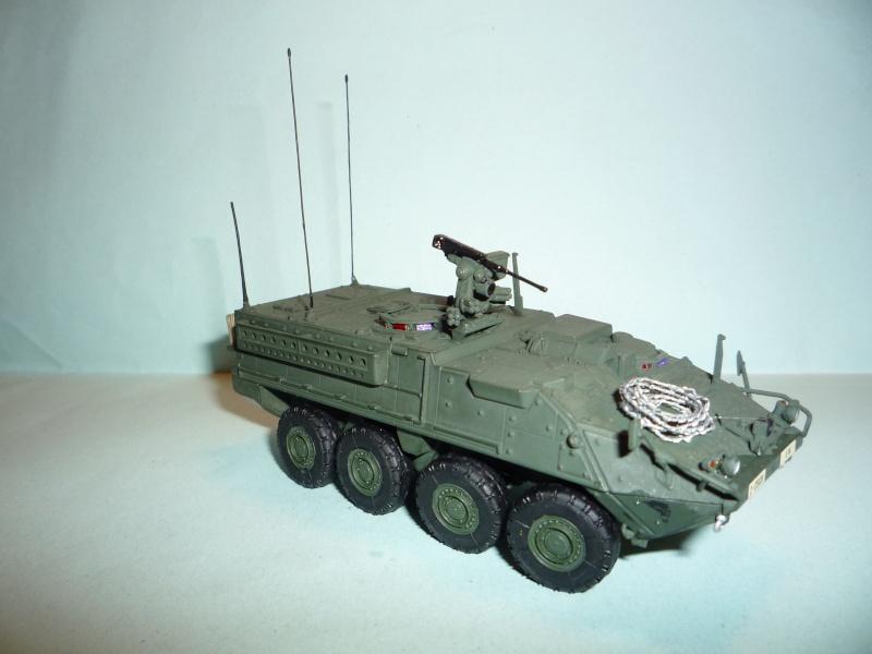 Stryker m1126 1/72 academy P1050920