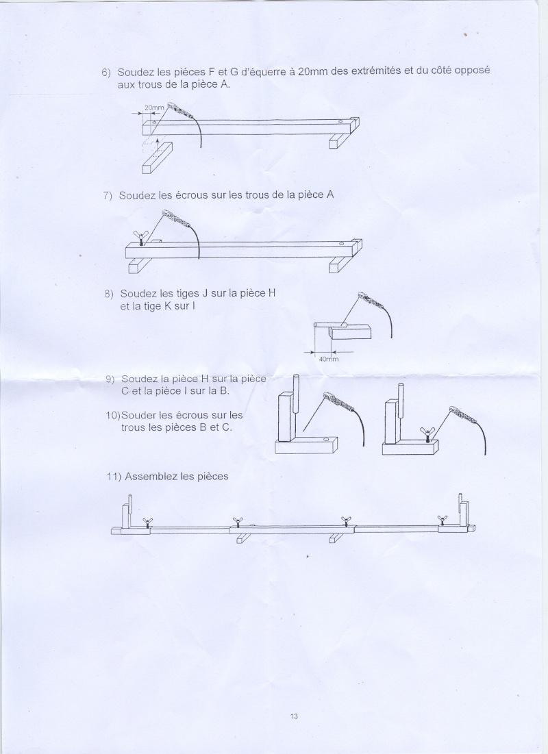 Recherche : Plan pour fabriquer un métier a corde Metier11