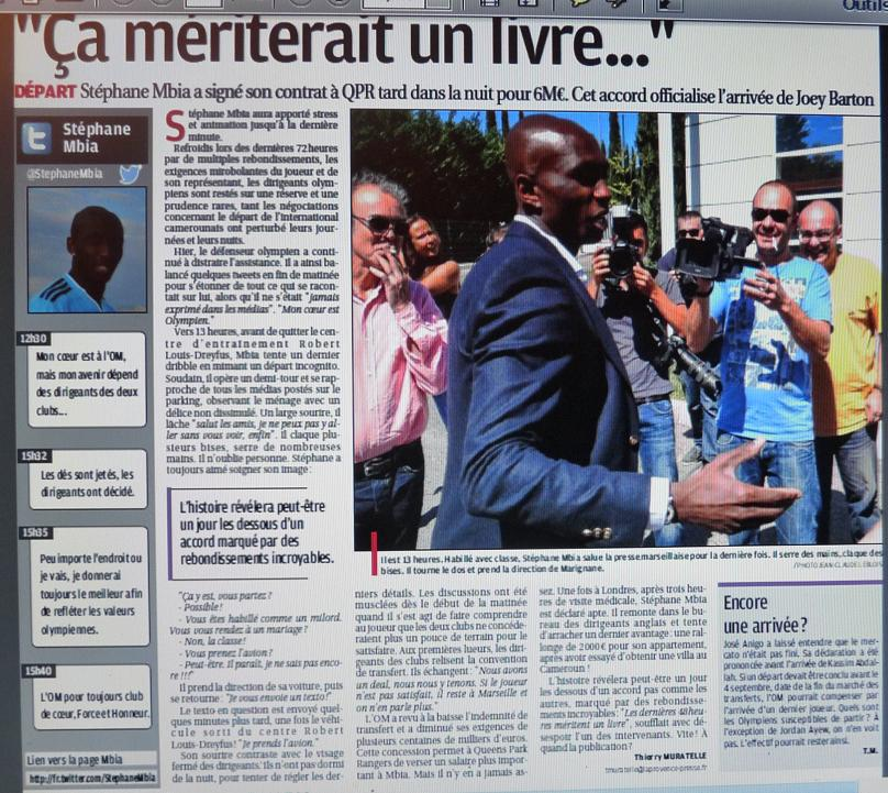 STEPHANE M'BIA - Page 12 Photo_95
