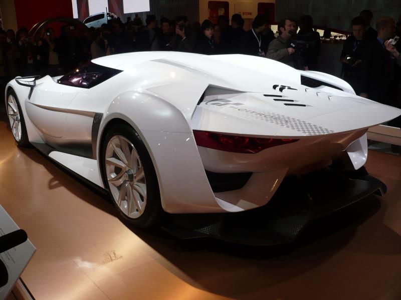 Mondial de l'Automobile Citroe12