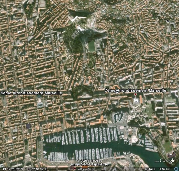 La France par ses timbres sous Google Earth - Page 2 Marsei10