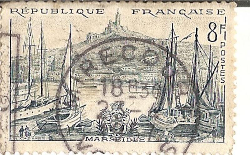 La France par ses timbres sous Google Earth - Page 2 Timbre10