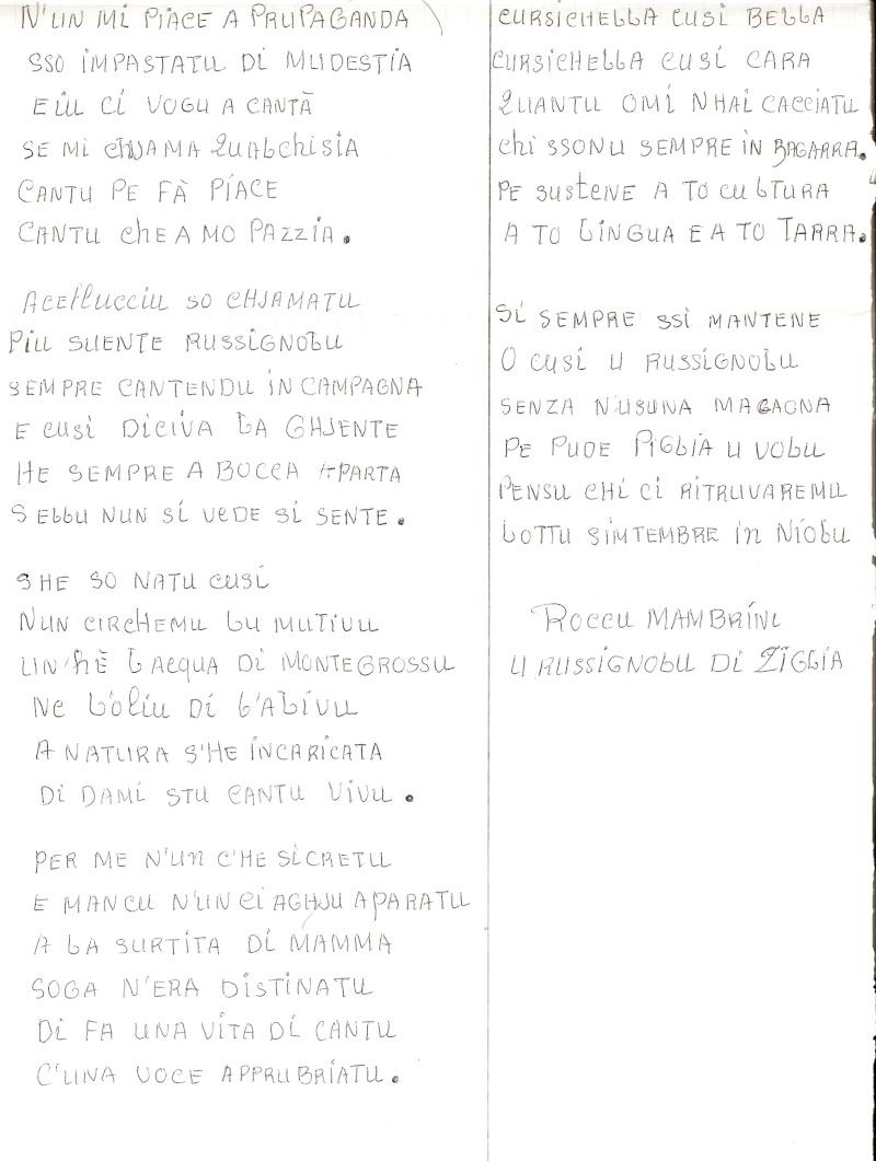 Currispundanza puetica - Page 2 Numari11