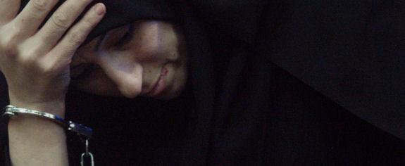 Lapidaciones en Irán Afsane10