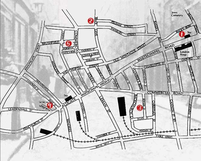 Whitechapel Whitec10