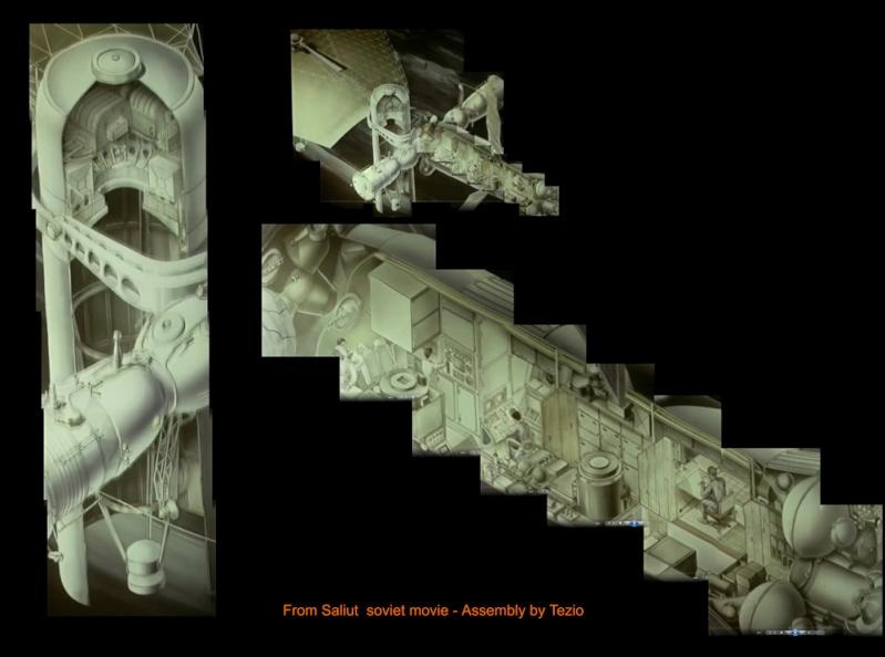 Qui connait ce projet de radio télescope sur Saliout 6 occupée par 4 cosmonautes ? 00_ens10